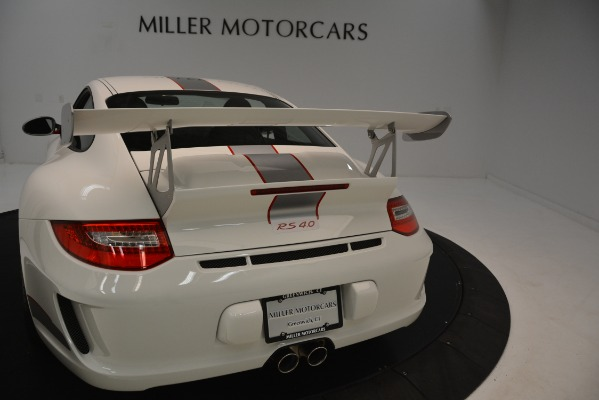 Used 2011 Porsche 911 GT3 RS 4.0 for sale Sold at Pagani of Greenwich in Greenwich CT 06830 26