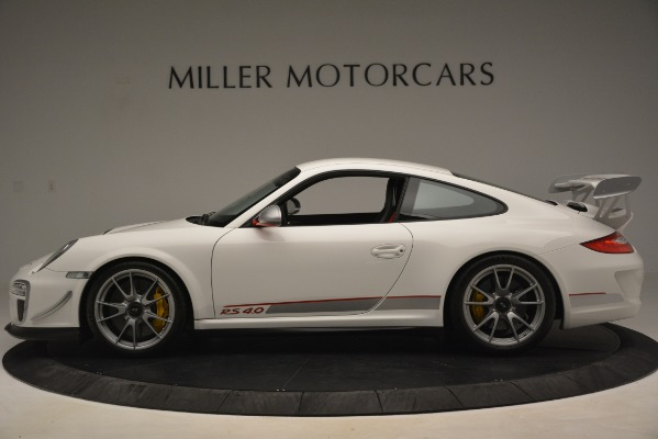 Used 2011 Porsche 911 GT3 RS 4.0 for sale Sold at Pagani of Greenwich in Greenwich CT 06830 3