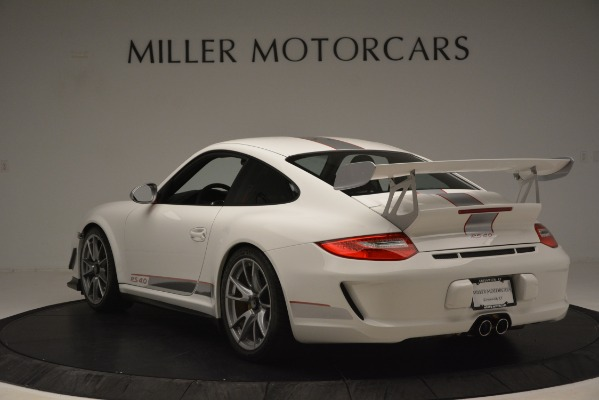Used 2011 Porsche 911 GT3 RS 4.0 for sale Sold at Pagani of Greenwich in Greenwich CT 06830 5