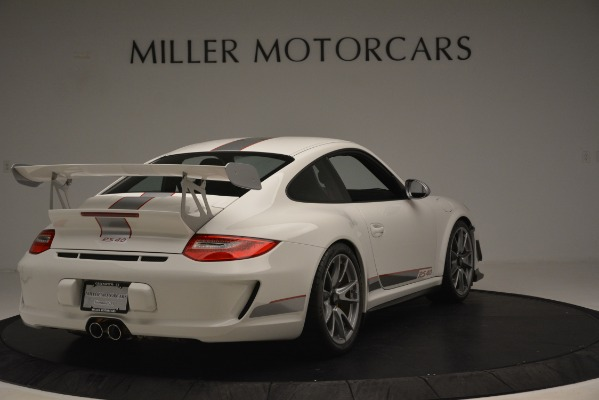 Used 2011 Porsche 911 GT3 RS 4.0 for sale Sold at Pagani of Greenwich in Greenwich CT 06830 8