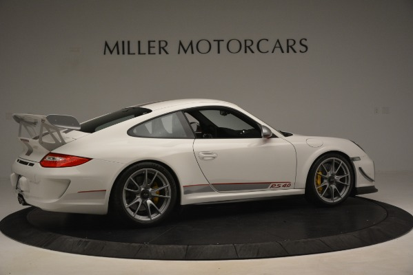 Used 2011 Porsche 911 GT3 RS 4.0 for sale Sold at Pagani of Greenwich in Greenwich CT 06830 9