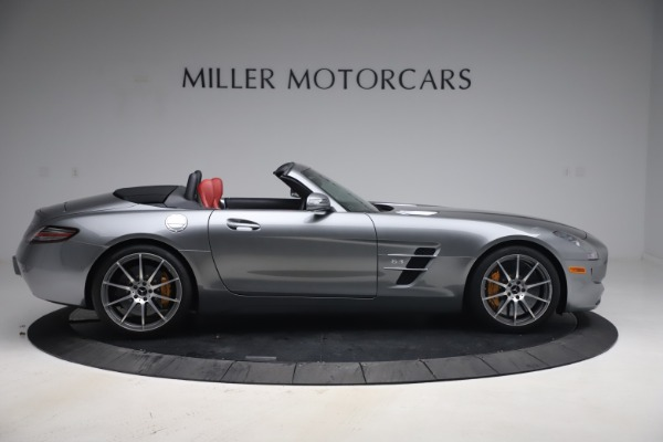 Used 2012 Mercedes-Benz SLS AMG for sale Sold at Pagani of Greenwich in Greenwich CT 06830 13