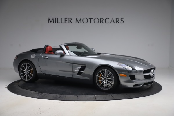 Used 2012 Mercedes-Benz SLS AMG for sale Sold at Pagani of Greenwich in Greenwich CT 06830 15