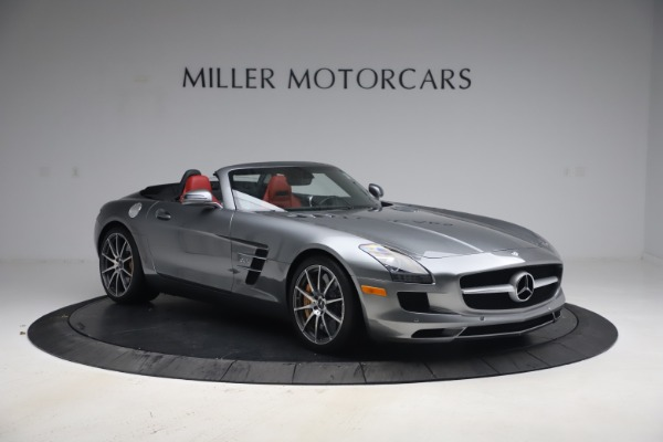 Used 2012 Mercedes-Benz SLS AMG for sale Sold at Pagani of Greenwich in Greenwich CT 06830 16