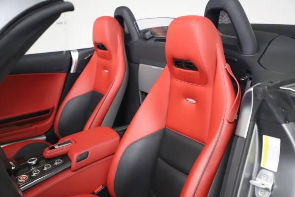 Used 2012 Mercedes-Benz SLS AMG for sale Sold at Pagani of Greenwich in Greenwich CT 06830 22