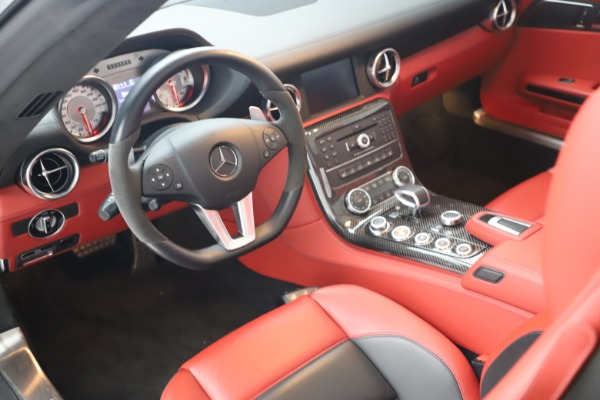 Used 2012 Mercedes-Benz SLS AMG for sale Sold at Pagani of Greenwich in Greenwich CT 06830 27
