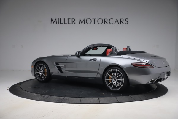 Used 2012 Mercedes-Benz SLS AMG for sale Sold at Pagani of Greenwich in Greenwich CT 06830 5