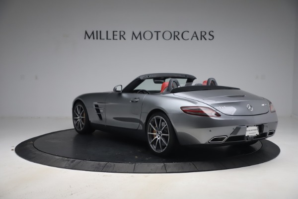 Used 2012 Mercedes-Benz SLS AMG for sale Sold at Pagani of Greenwich in Greenwich CT 06830 6
