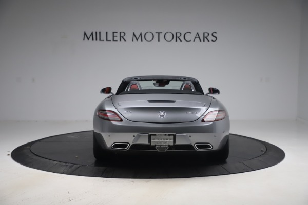 Used 2012 Mercedes-Benz SLS AMG for sale Sold at Pagani of Greenwich in Greenwich CT 06830 8