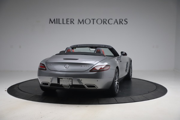 Used 2012 Mercedes-Benz SLS AMG for sale Sold at Pagani of Greenwich in Greenwich CT 06830 9
