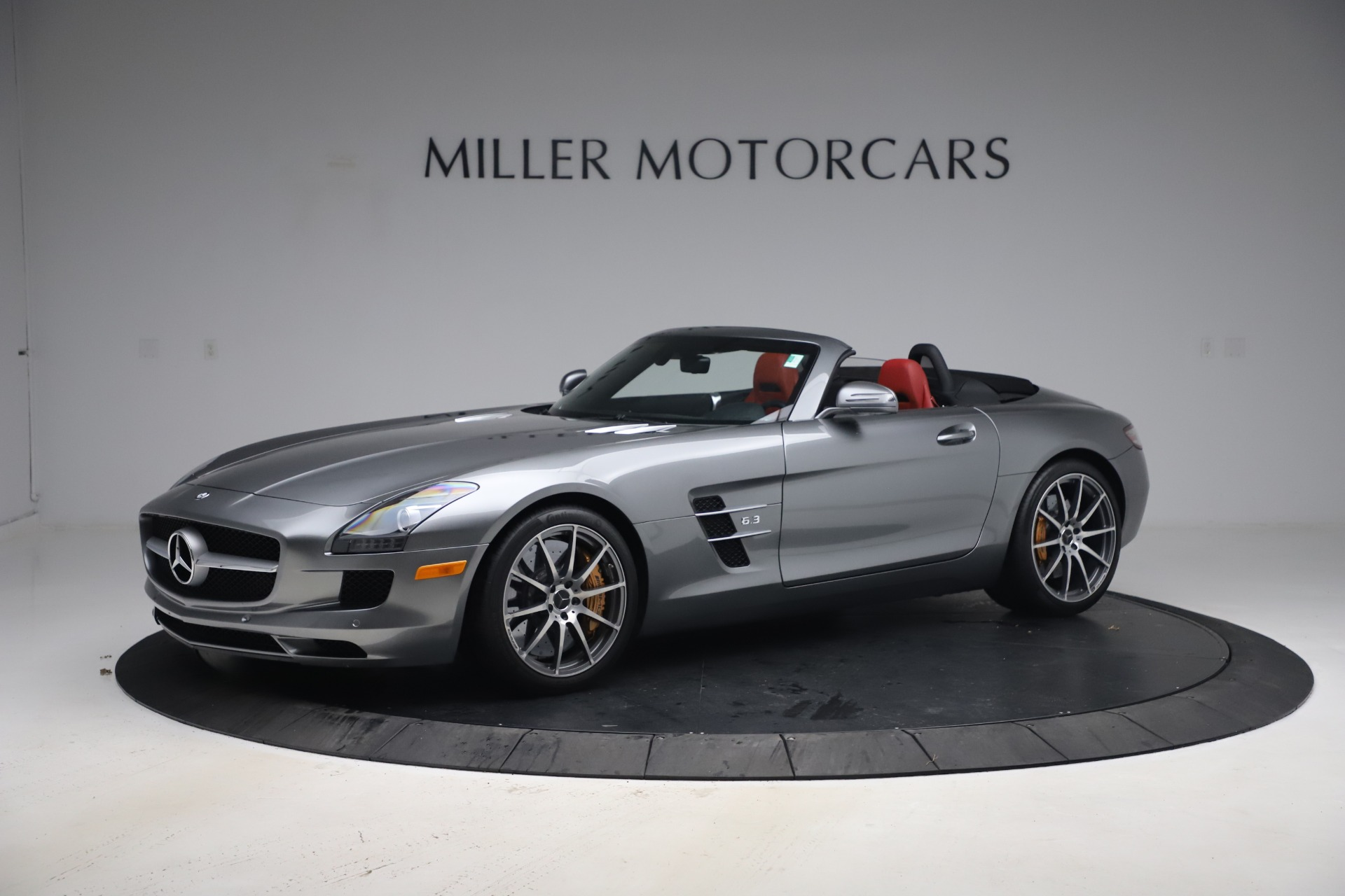 Used 2012 Mercedes-Benz SLS AMG for sale Sold at Pagani of Greenwich in Greenwich CT 06830 1