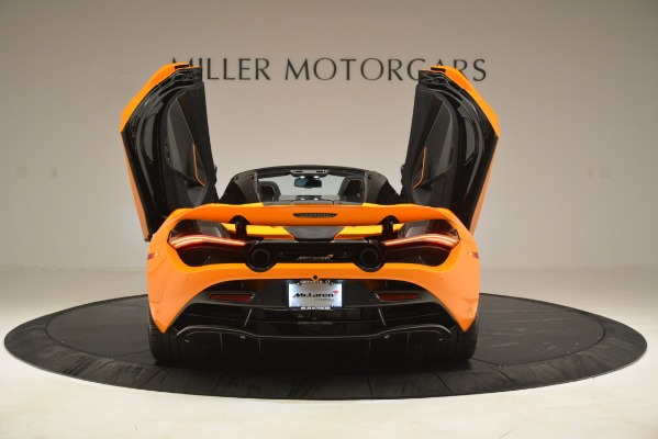 New 2020 McLaren 720S SPIDER Convertible for sale Sold at Pagani of Greenwich in Greenwich CT 06830 12