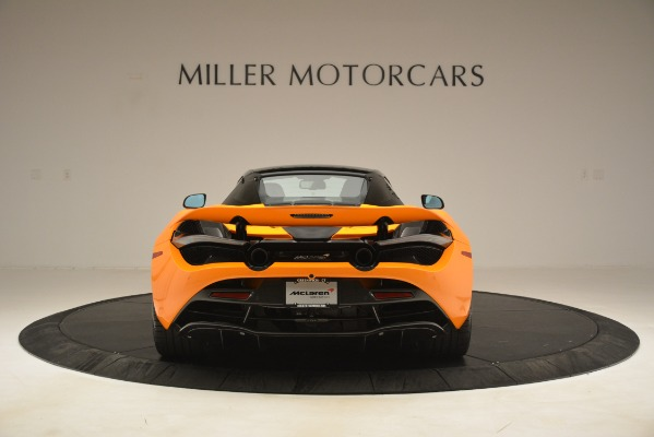 New 2020 McLaren 720S SPIDER Convertible for sale Sold at Pagani of Greenwich in Greenwich CT 06830 20