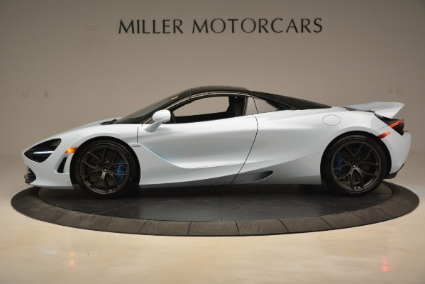 New 2020 McLaren 720S Spider for sale Sold at Pagani of Greenwich in Greenwich CT 06830 18