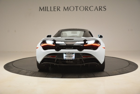 New 2020 McLaren 720S Spider for sale Sold at Pagani of Greenwich in Greenwich CT 06830 20