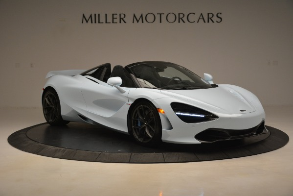 New 2020 McLaren 720S Spider for sale Sold at Pagani of Greenwich in Greenwich CT 06830 7