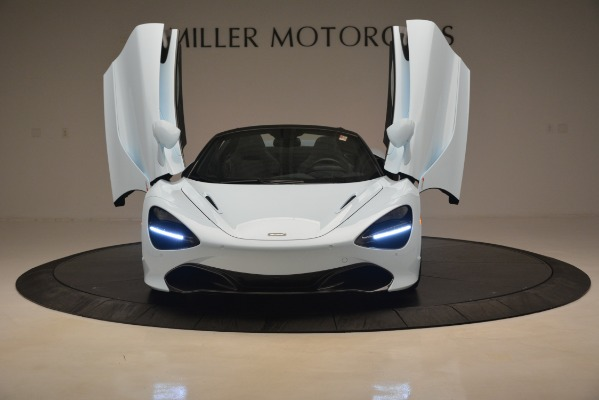 New 2020 McLaren 720S Spider for sale Sold at Pagani of Greenwich in Greenwich CT 06830 9
