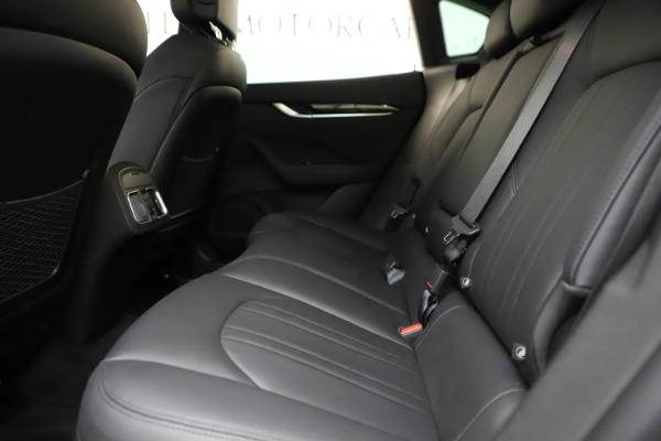 New 2019 Maserati Levante Q4 for sale Sold at Pagani of Greenwich in Greenwich CT 06830 19