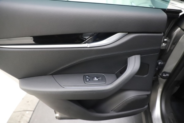 New 2019 Maserati Levante Q4 for sale Sold at Pagani of Greenwich in Greenwich CT 06830 21