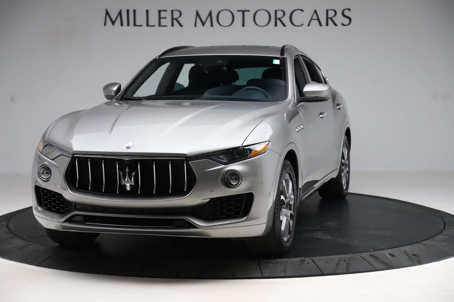 New 2019 Maserati Levante Q4 for sale Sold at Pagani of Greenwich in Greenwich CT 06830 1