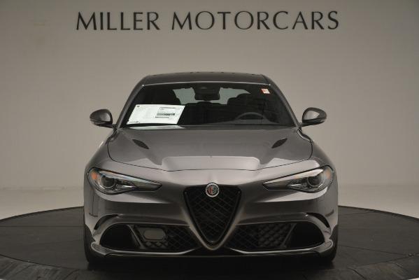 New 2019 Alfa Romeo Giulia Quadrifoglio for sale Sold at Pagani of Greenwich in Greenwich CT 06830 12