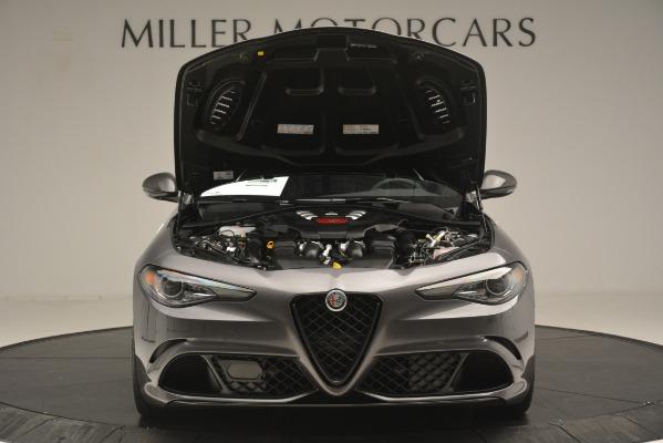 New 2019 Alfa Romeo Giulia Quadrifoglio for sale Sold at Pagani of Greenwich in Greenwich CT 06830 13