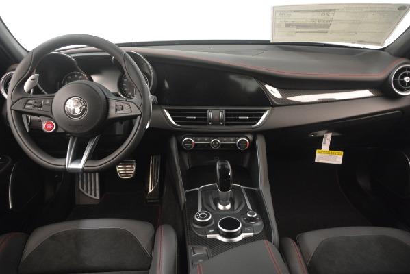 New 2019 Alfa Romeo Giulia Quadrifoglio for sale Sold at Pagani of Greenwich in Greenwich CT 06830 18
