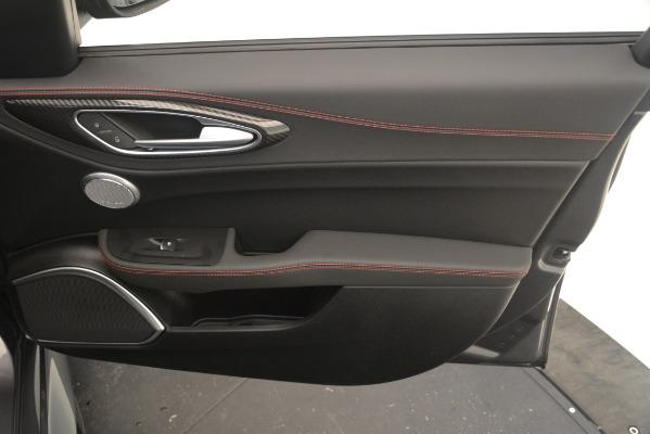 New 2019 Alfa Romeo Giulia Quadrifoglio for sale Sold at Pagani of Greenwich in Greenwich CT 06830 27