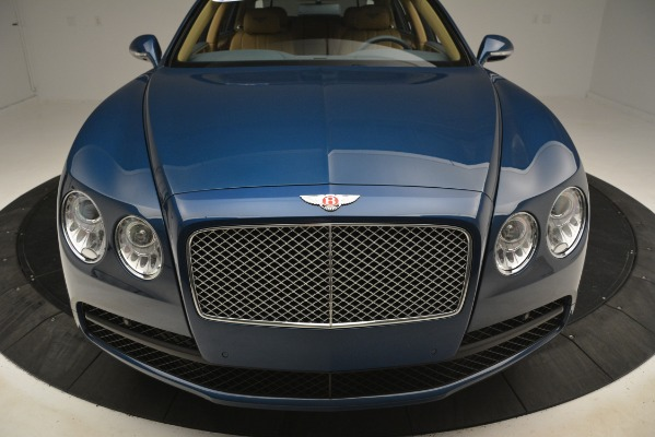 Used 2016 Bentley Flying Spur V8 for sale Sold at Pagani of Greenwich in Greenwich CT 06830 13