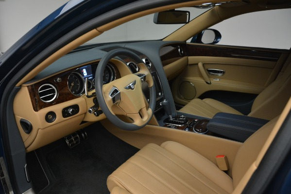 Used 2016 Bentley Flying Spur V8 for sale Sold at Pagani of Greenwich in Greenwich CT 06830 17