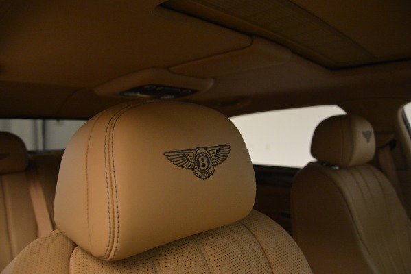 Used 2016 Bentley Flying Spur V8 for sale Sold at Pagani of Greenwich in Greenwich CT 06830 24