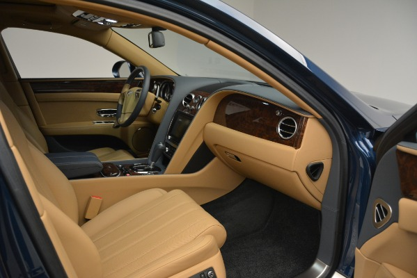 Used 2016 Bentley Flying Spur V8 for sale Sold at Pagani of Greenwich in Greenwich CT 06830 25