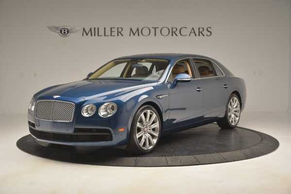 Used 2016 Bentley Flying Spur V8 for sale Sold at Pagani of Greenwich in Greenwich CT 06830 1