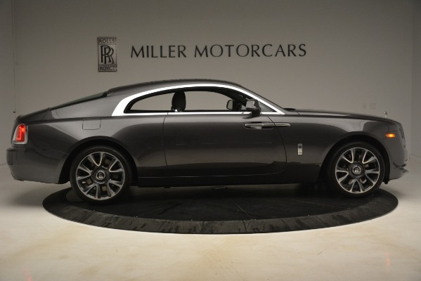 Used 2018 Rolls-Royce Wraith for sale Sold at Pagani of Greenwich in Greenwich CT 06830 10
