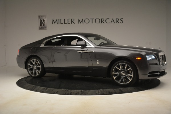 Used 2018 Rolls-Royce Wraith for sale Sold at Pagani of Greenwich in Greenwich CT 06830 11
