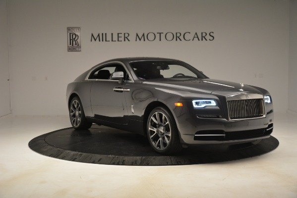 Used 2018 Rolls-Royce Wraith for sale Sold at Pagani of Greenwich in Greenwich CT 06830 12