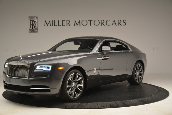 Used 2018 Rolls-Royce Wraith for sale Sold at Pagani of Greenwich in Greenwich CT 06830 3