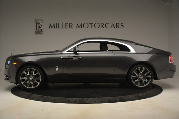 Used 2018 Rolls-Royce Wraith for sale Sold at Pagani of Greenwich in Greenwich CT 06830 4