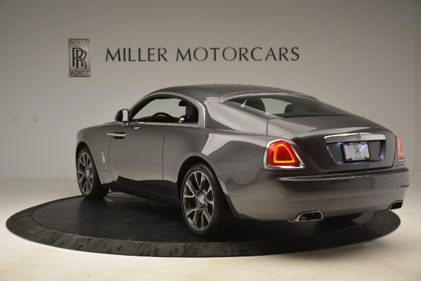 Used 2018 Rolls-Royce Wraith for sale Sold at Pagani of Greenwich in Greenwich CT 06830 6