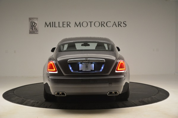 Used 2018 Rolls-Royce Wraith for sale Sold at Pagani of Greenwich in Greenwich CT 06830 7