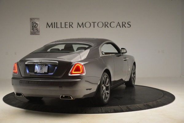 Used 2018 Rolls-Royce Wraith for sale Sold at Pagani of Greenwich in Greenwich CT 06830 8