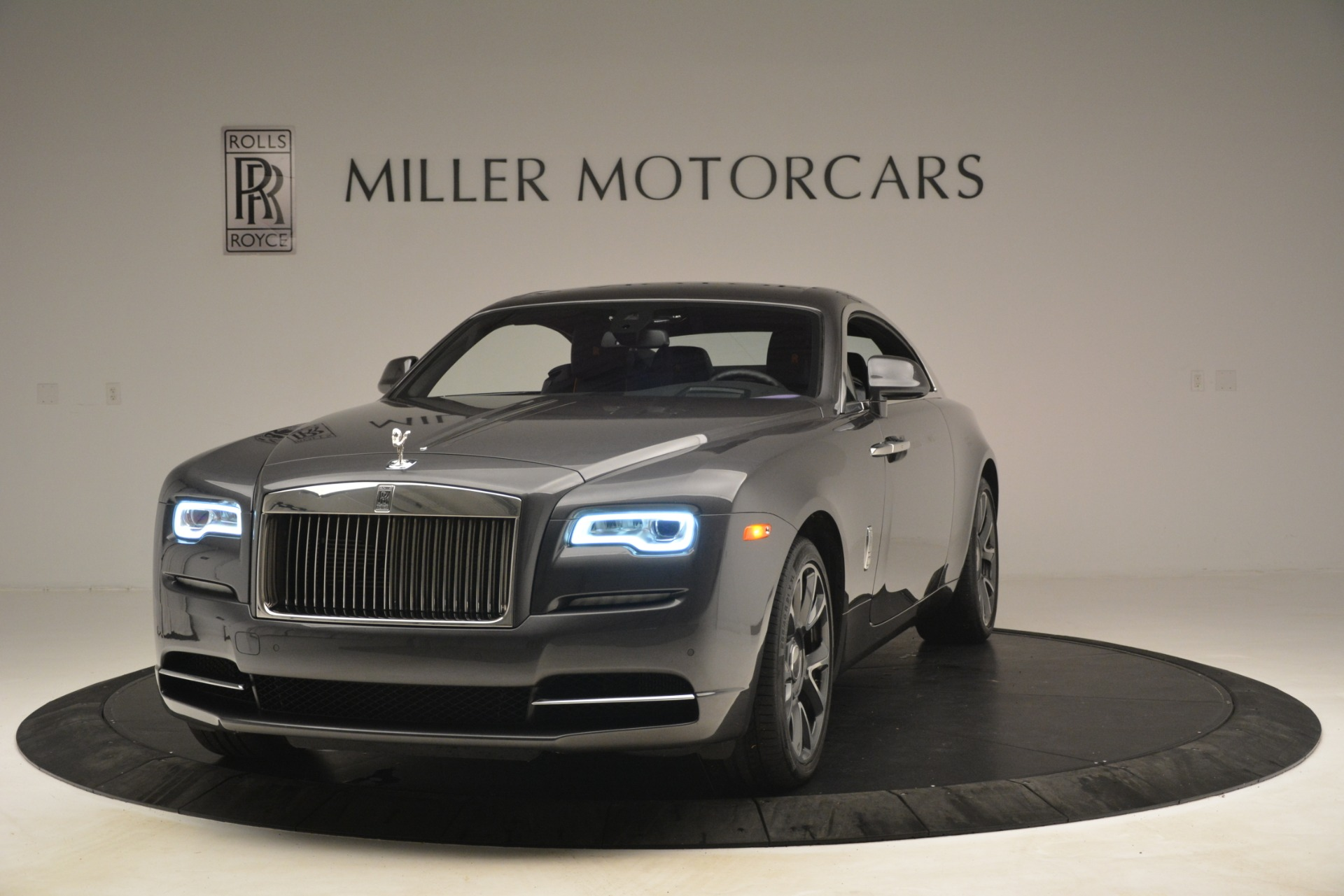Used 2018 Rolls-Royce Wraith for sale Sold at Pagani of Greenwich in Greenwich CT 06830 1