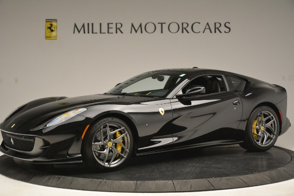 Used 2019 Ferrari 812 Superfast for sale Sold at Pagani of Greenwich in Greenwich CT 06830 2