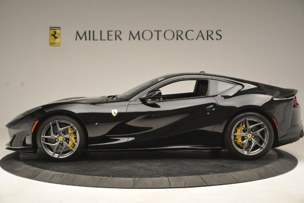Used 2019 Ferrari 812 Superfast for sale Sold at Pagani of Greenwich in Greenwich CT 06830 3