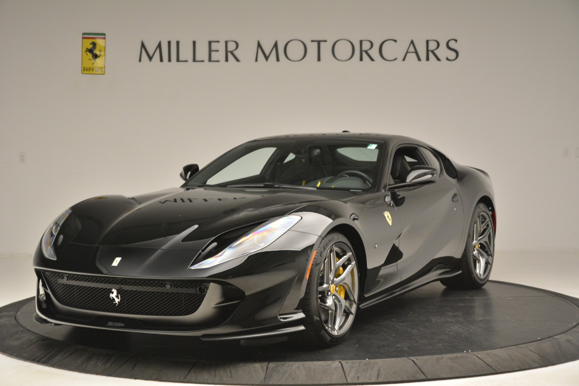 Used 2019 Ferrari 812 Superfast for sale Sold at Pagani of Greenwich in Greenwich CT 06830 1