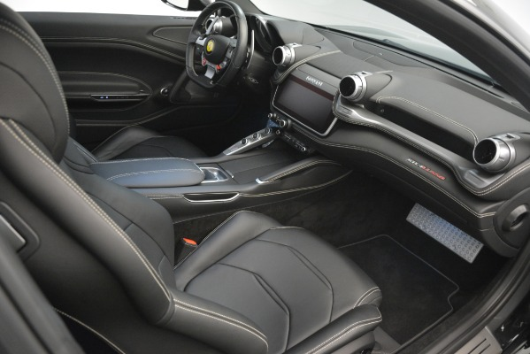 Used 2018 Ferrari GTC4Lusso for sale Sold at Pagani of Greenwich in Greenwich CT 06830 19