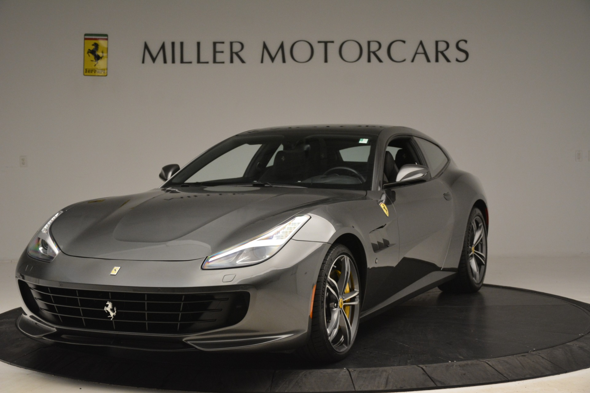 Used 2018 Ferrari GTC4Lusso for sale Sold at Pagani of Greenwich in Greenwich CT 06830 1