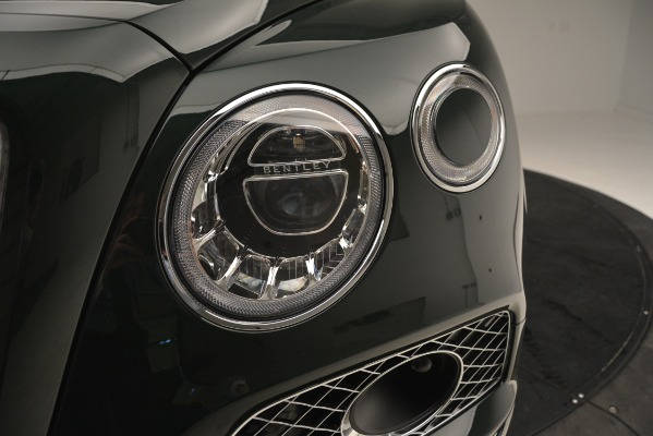 New 2019 Bentley Bentayga V8 for sale Sold at Pagani of Greenwich in Greenwich CT 06830 16