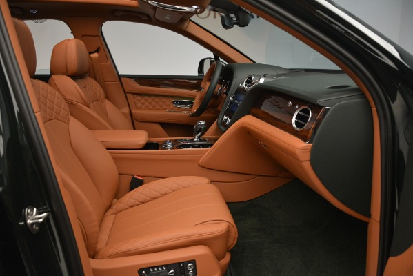 New 2019 Bentley Bentayga V8 for sale Sold at Pagani of Greenwich in Greenwich CT 06830 28