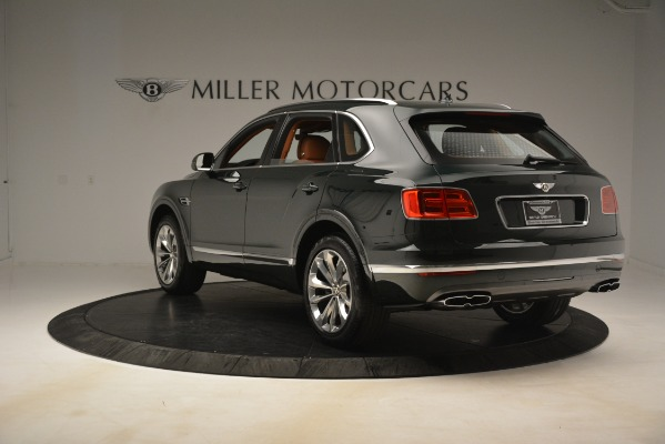 New 2019 Bentley Bentayga V8 for sale Sold at Pagani of Greenwich in Greenwich CT 06830 5